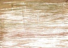 De lichte achtergrond van de taupe abstracte waterverf Stock Foto's