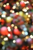 De lichte achtergrond van Kerstmis Royalty-vrije Stock Fotografie