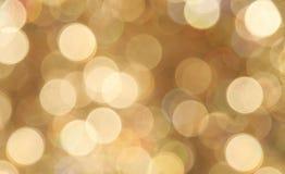 De lichte bezinning van Bokeh Royalty-vrije Stock Afbeeldingen