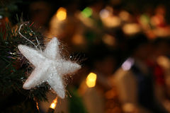 De lichte heldere ster van de ster royalty-vrije stock afbeelding