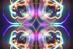 De lichte stormloop van de disco royalty-vrije stock afbeeldingen