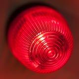 De lichte stroboscoop van het signaal stock foto