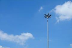 De lichte toren van de vlek Royalty-vrije Stock Foto's