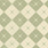 De lichte wijnoogst regelde naadloos patroon, vector geometrische abstrac Royalty-vrije Stock Foto