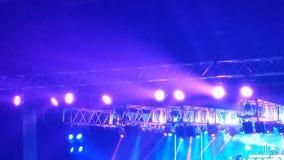 De lichten  stock afbeelding