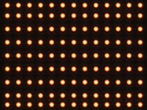 De lichten schitteren het 3d teruggeven Royalty-vrije Stock Foto