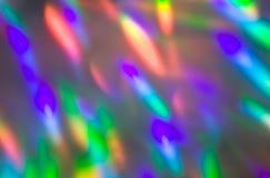 De lichten van Bokeh Royalty-vrije Stock Afbeeldingen