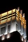 De lichten van Bulding Royalty-vrije Stock Foto's