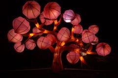 De lichten van China Stock Foto's