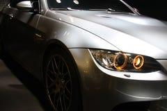 De Lichten van de auto Royalty-vrije Stock Afbeeldingen