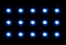 De Lichten van de club vector illustratie