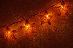 De lichten van de fee Royalty-vrije Stock Fotografie