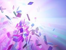 De Lichten van de kleur E-mail Stock Afbeeldingen