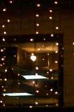 De lichten van de koffie Stock Foto's