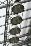 De lichten van de serre Royalty-vrije Stock Afbeeldingen