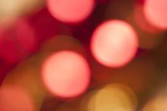 De lichten van de vakantie Royalty-vrije Stock Foto