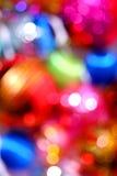 De lichten van de vakantie Royalty-vrije Stock Foto's