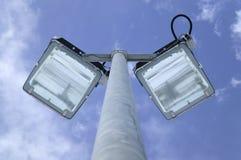 De lichten van de veiligheid Stock Foto's