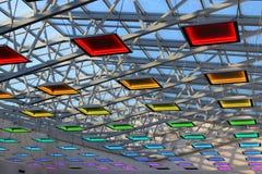 De lichten van het plafond Royalty-vrije Stock Fotografie