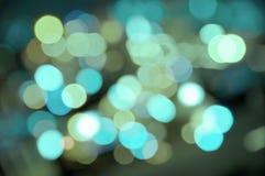 De lichten van het water royalty-vrije stock afbeelding