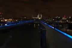 De lichten van Londen Stock Foto's