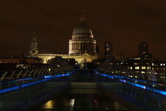 De lichten van Londen Stock Foto