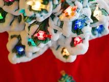 De Lichten van de vakantievogel royalty-vrije stock foto