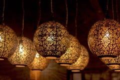 De lichten zullen u begeleiden Royalty-vrije Stock Foto