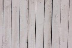 De lichtgrijze houten textuurachtergrond Royalty-vrije Stock Foto's