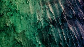 De lichtgroene donkerpaarse gevolgen van het kleurenmengsel vatten geweven achtergrondbehang vectorillustratie samen vector illustratie