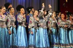 De liederen van Kuban Stock Foto's