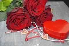 De liefde is rond allen stock foto's