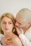 De liefde stelt Royalty-vrije Stock Afbeelding