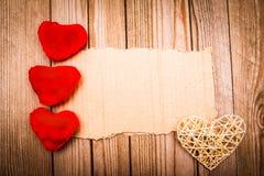 De liefde van de de dagvakantie van gelukkig Valentine en de mannelijke achtergrond van het bandkader stock afbeeldingen
