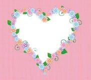 De liefde van de lente Royalty-vrije Illustratie