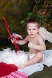 De Liefde van de valentijnskaart Royalty-vrije Stock Fotografie