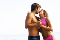 De liefde van de zomer Royalty-vrije Stock Foto's