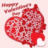 De Liefde van PCB van het hartpictogram Stock Afbeeldingen