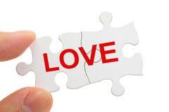 De Liefde van Word stock fotografie