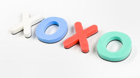 De liefde van Xoxo Stock Foto