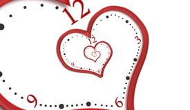 De liefdetijd van de oneindigheid vector illustratie