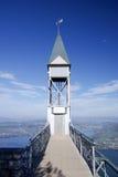 De lift van Hammetschwand   stock fotografie