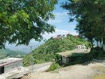 De liftplaats van de Malanjabastoel Royalty-vrije Stock Foto