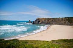 De Lijn Portugal van de kust Royalty-vrije Stock Afbeeldingen