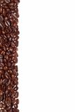 De lijn van de koffie Royalty-vrije Stock Foto's