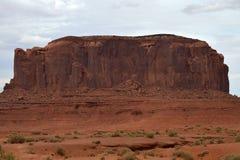 De lijn van de Staat van Arizona/van Utah Stock Afbeeldingen
