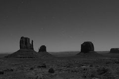 De lijn van de Staat van Arizona/van Utah Stock Afbeelding
