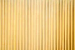 De lijn van hout Stock Foto