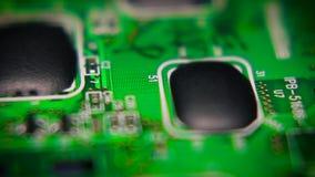 De Lijn van Technologie van de kringsraad stock footage