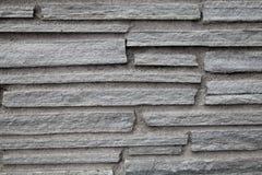 De Lijnen van de achtergrond steenmuur Textuur Stock Afbeeldingen